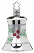 Evergreen Bell, Silver Shiny Ornament by Inge Glas in Neustadt by Coburg