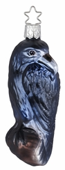 Crow Ornament by Inge Glas in Neustadt by Coburg
