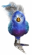 Belinda Bluebird Ornament by Inge Glas in Neustadt by Coburg