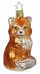 Furry Fox Ornament by Inge Glas in Neustadt by Coburg