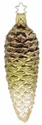 Small Fir Cone Ornament by Inge Glas in Neustadt by Coburg