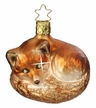Night Fox Ornament by Inge Glas in Neustadt by Coburg