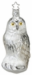 Snow Owl Ornament by Inge Glas in Neustadt by Coburg