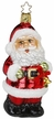 Ho Ho Holiday Ornament by Inge Glas in Neustadt by Coburg