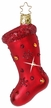 Glorious Stocking Gift, Limited Edition Ornament by Inge Glas in Neustadt by Coburg