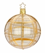 Dressy Check Ornament by Inge Glas in Neustadt by Coburg