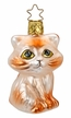 Kitty Cat Ornament by Inge Glas in Neustadt by Coburg