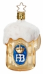 HB Beer Mug Ornament by Inge Glas in Neustadt by Coburg