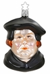 Martin Luther Ornament by Inge Glas in Neustadt by Coburg