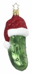 Merry Pickle Ornament by Inge Glas in Neustadt by Coburg