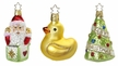Baby's First Christmas, Set of 3 Ornaments by Inge Glas in Neustadt by Coburg