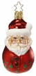 Santa Bobble-Head Ornament by Inge Glas in Neustadt by Coburg