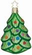 Merry Tannenbaum Tree Ornament by Inge Glas in Neustadt by Coburg