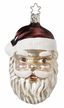Vintage Cheer Santa Ornament by Inge Glas in Neustadt by Coburg