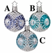Blues Hues Ornament by Inge Glas in Neustadt by Coburg - $12.50 Each