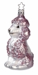 Perfect Pink Poodle Ornament by Inge Glas in Neustadt by Coburg