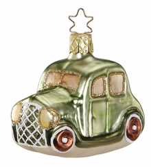 Toy Coupe Ornament by Inge Glas in Neustadt by Coburg