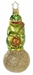 Froggy Tunes Ornament by Inge Glas in Neustadt by Coburg