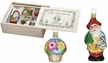 Gifts of Gardening Boxed Set of 5 Ornaments by Inge Glas