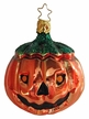 Pumpkin Ornament by Inge Glas