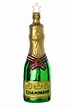 Champagne Ornament by Inge Glas
