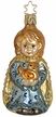 Charity Angel Ornament by Inge Glas