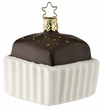 Chocolate, Chocolate Petit Fours Ornament by Inge Glas
