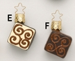 Chocolate Temptation Ornament by Inge Glas - $11.50 each