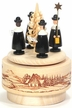 Choir Boys Music Box from the Erzgebirge