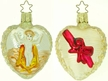 Christ is Born Ornament by Inge Glas