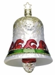 Christmas Bell Ornament by Inge Glas