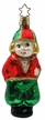 Christmas Boy Ornament by Inge Glas