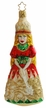 Christmas Princess Ornament by Inge Glas