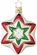Christmas Star Ornament by Inge Glas