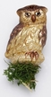 Clip-On Owl Ornament by Inge Glas