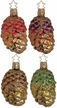 Colors of the Forest Pine Cones Ornament by Inge Glas - $7.50 each