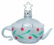 Dainty Delight Teapot Ornament by Inge Glas