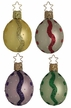 Dyed to Match Easter Egg Ornament by Inge Glas - $10.50 each