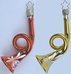 Fantastic French Horn Ornament by Inge Glas - $9.50 each