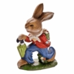 Father Rabbit Paper Mache Figurine by Marolin