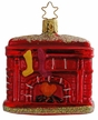 Fireplace Ornament by Inge Glas