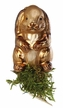 Forest Bunny Clip On Ornament by Inge Glas