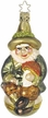 Forest Gnome Ornament by Inge Glas