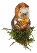Forest Squirrel Ornament by Inge Glas