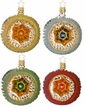 Four Reflections Ornament by Inge Glas - $13 each
