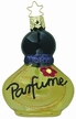 French Parfume Ornament by Inge Glas
