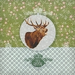 My Deer Luncheon Size Paper Napkins by Made by Paper + Design GmbH