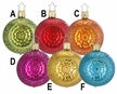 Gem Reflections Ornament by Inge Glas - $17.50 Each