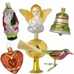 • German Glass Ornaments