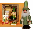 Gnome Smoker Gift Set by Knox